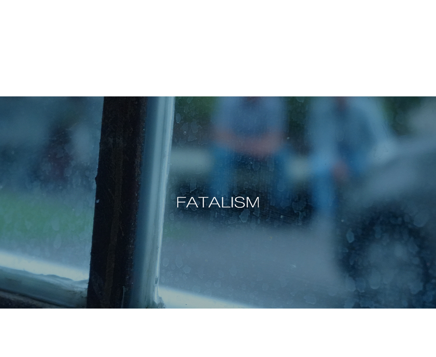 페이탈리즘(FATALISM) #0198 Sensitive -A standard fit
